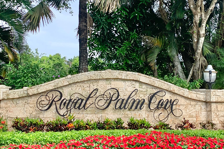 Royal Palm Cove